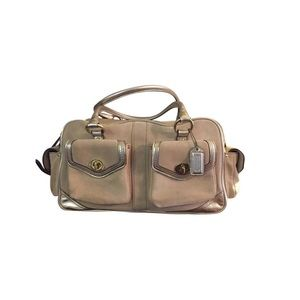 Coach Handbag PocketFlap Gallery Tote